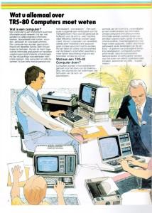 Wat u allemaal over TRS-80 Computers moet weten