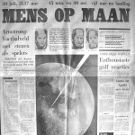 Mens op Maan - Algemeen Dagblad van 21-7-69