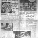 Vandaag is het MAANdag - Nieuwsblad van het Noorden van 16-7-69