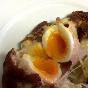 De asperge eierbal